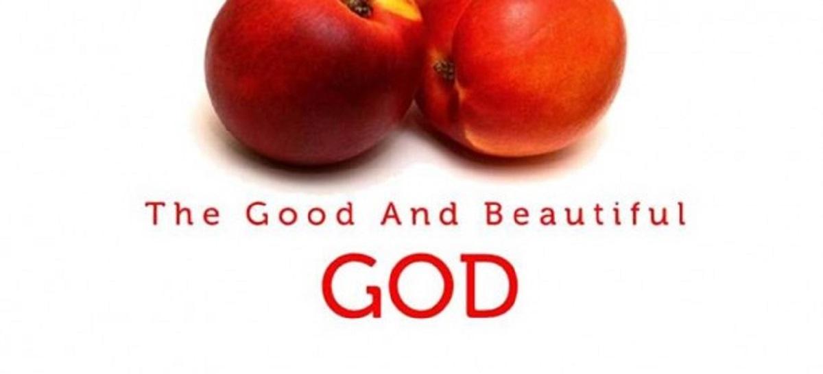 Good and beautiful God webpage