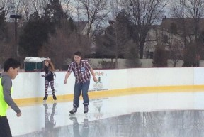 Ice Skating at the Meadows 01312016 16
