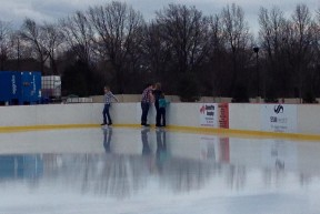 Ice Skating at the Meadows 01312016 8