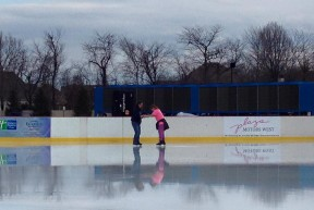 Ice Skating at the Meadows 01312016 9