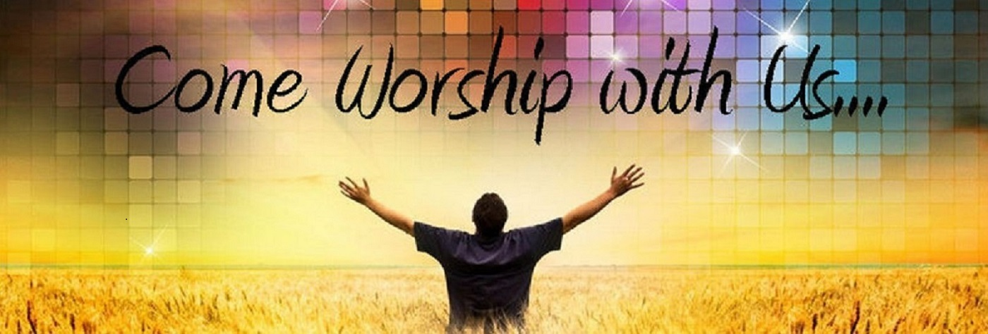 Come Worship WIth Us1